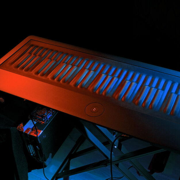 Seaboard GRAND Stage Keyboard in color