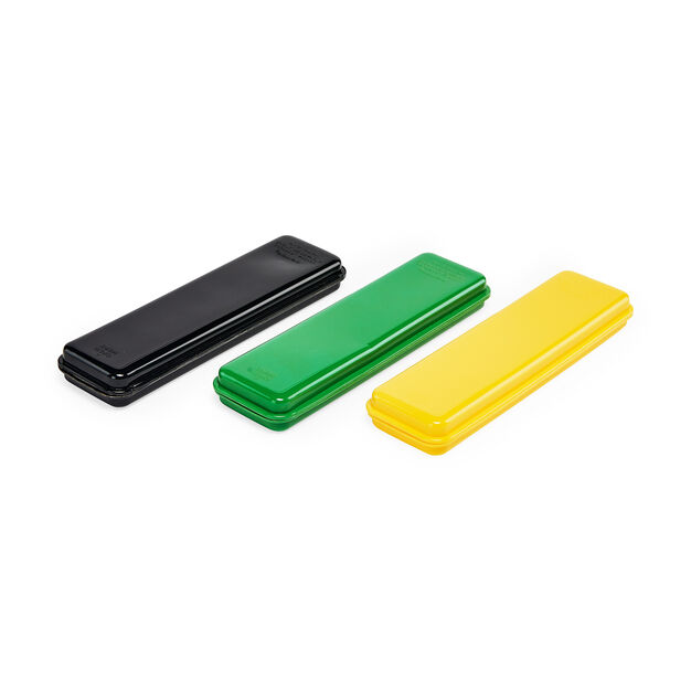 Hightide Squeeze Pen Case in color Black