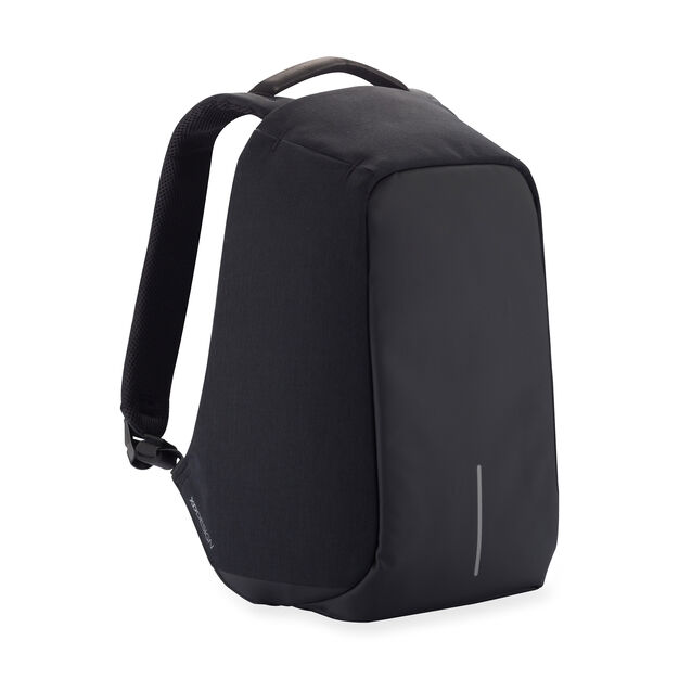Bobby Anti-Theft Backpack in color Black