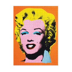 Andy Warhol Double-Sided Marilyn Jigsaw Puzzle - 500 Pieces in color
