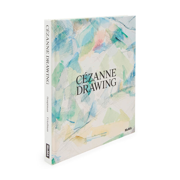 Cézanne Drawing - Hardcover in color