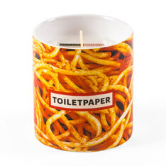 Seletti Wears Toiletpaper: Spaghetti Candle in color