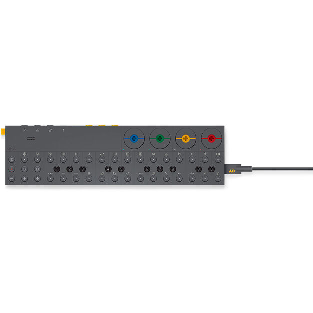 OP-Z Portable Synthesizer in color Gray