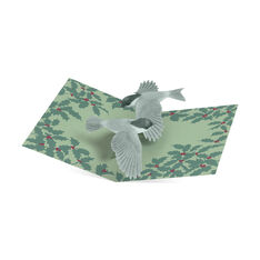 <div>Birds in Flight Holiday Cards (Box of 8)</div> in color