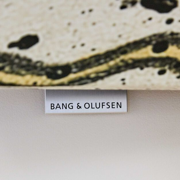 Bang & Olufsen Beosound Shape featuring artwork by David Lynch in color
