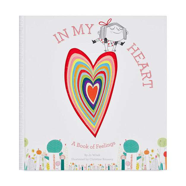 In My Heart: A Book of Feelings in color