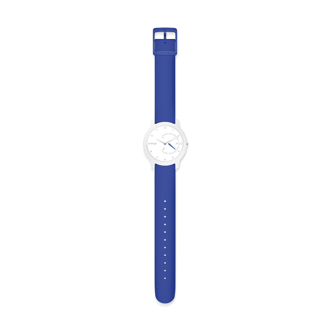Withings Move Activity-Tracking Smart Watch in color Blue