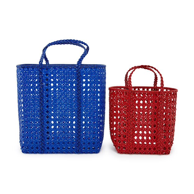 Bembien Recycled Jolene Tote Bag in color Cherry