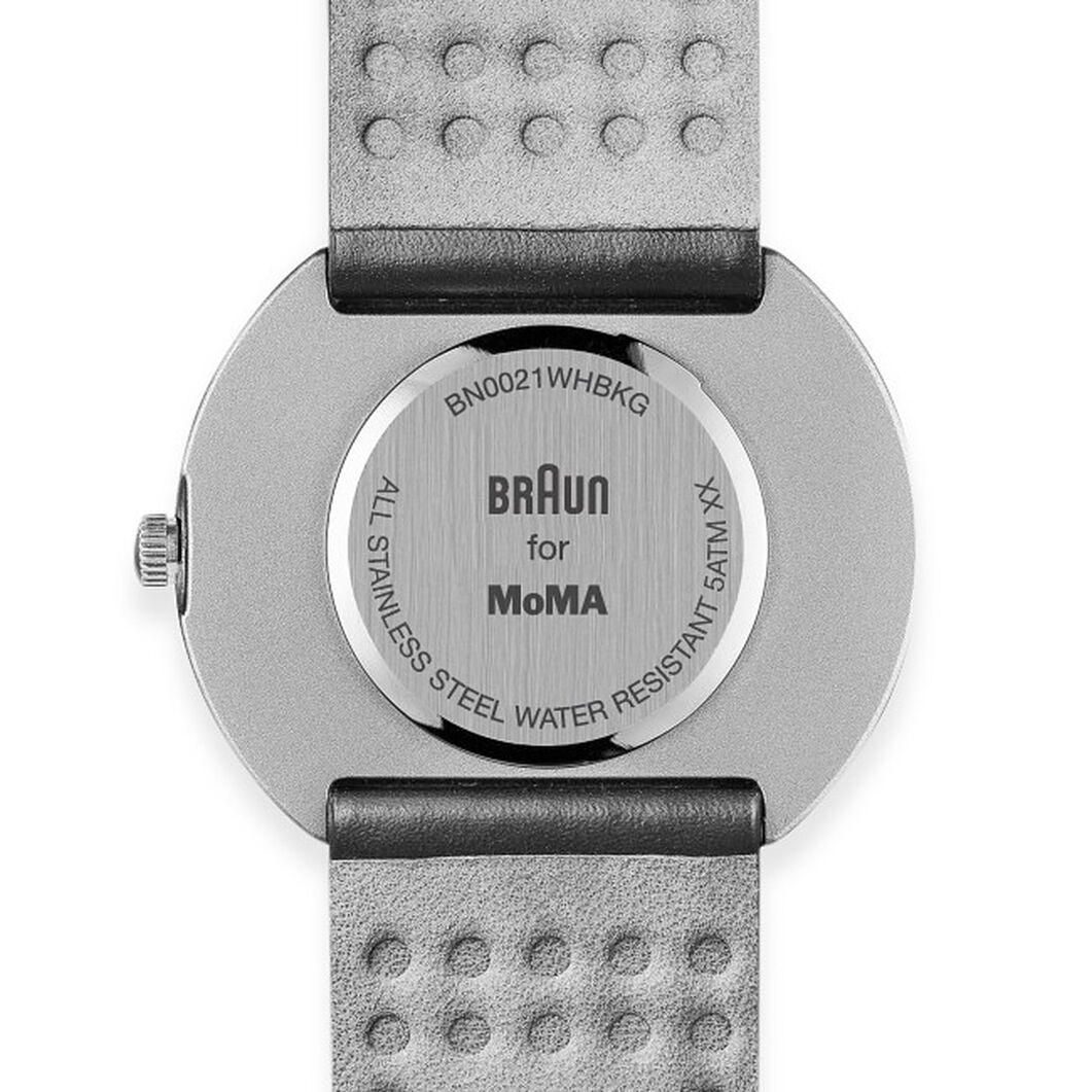 MoMA Braun Watch in color