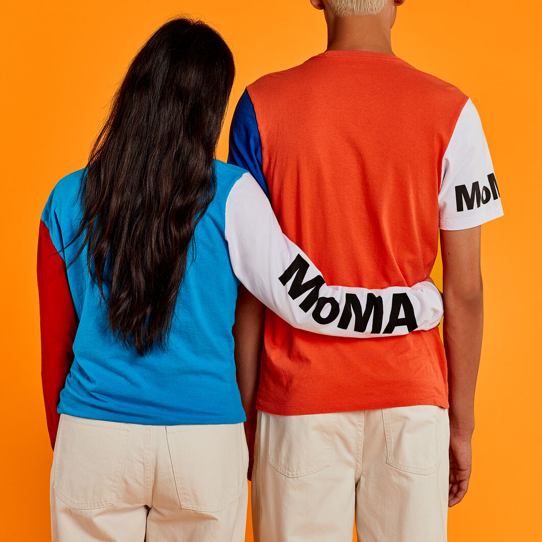 MoMA Logo Long-Sleeve T-Shirt in color