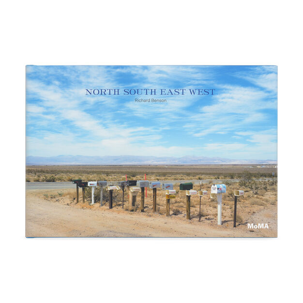 Richard Benson: North South East West in color
