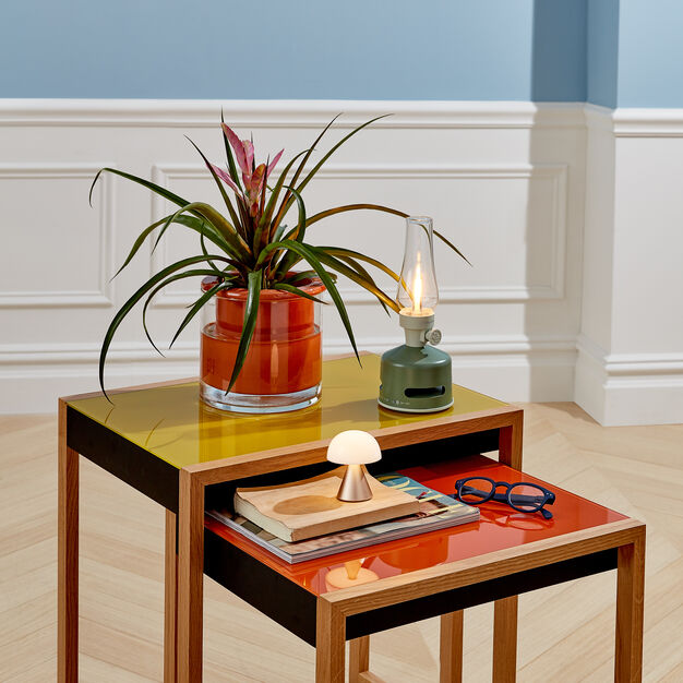 Nesting Tables in color