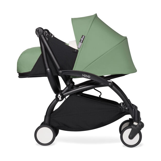 Babyzen™ YOYO Bassinet 0+ Newborn Pack in color Mint