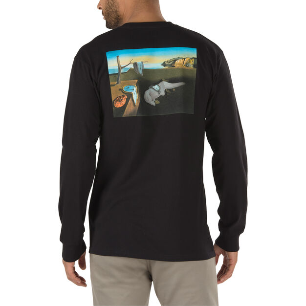 MoMA and Vans Salvador Dalí Long-Sleeve T-Shirt in color