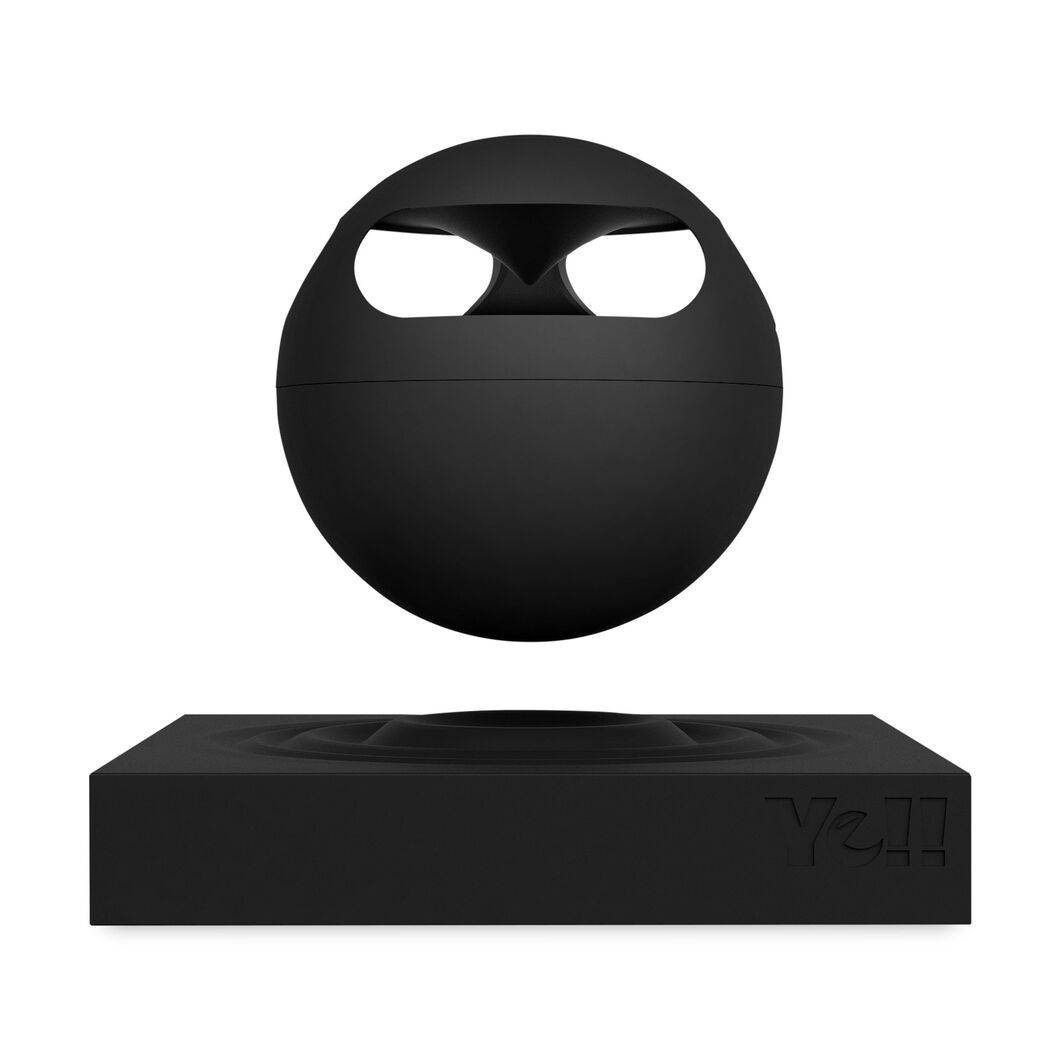 Hoveric Levitating Speaker - Black in color Black