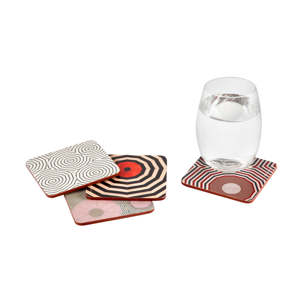 Louise Bourgeois: Tapestry Coasters in color