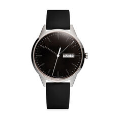 Uniform Wares C40 Day & Date Men's Strap Watch in color