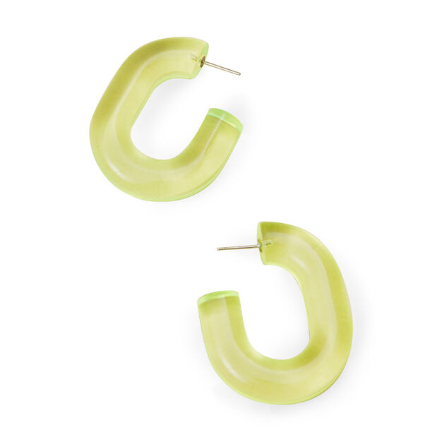 Rachel Comey Keeper Earrings in color Yellow