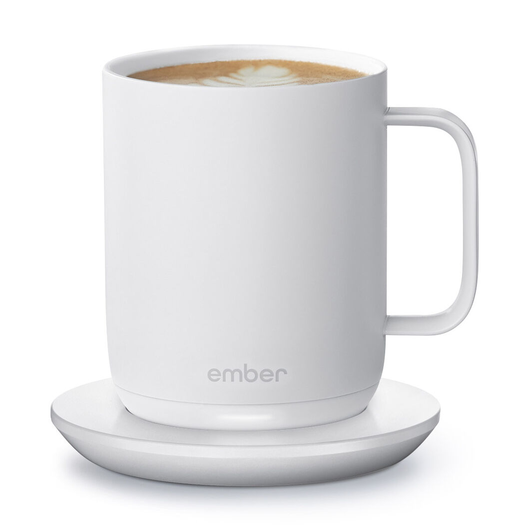 Ember Ceramic Smart Mug 2.0 in color White