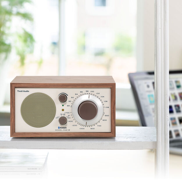 Model One Bluetooth Radio in color