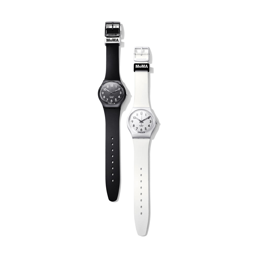 Swatch Watch in color