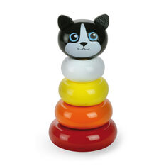 Stacking Cat Toy in color