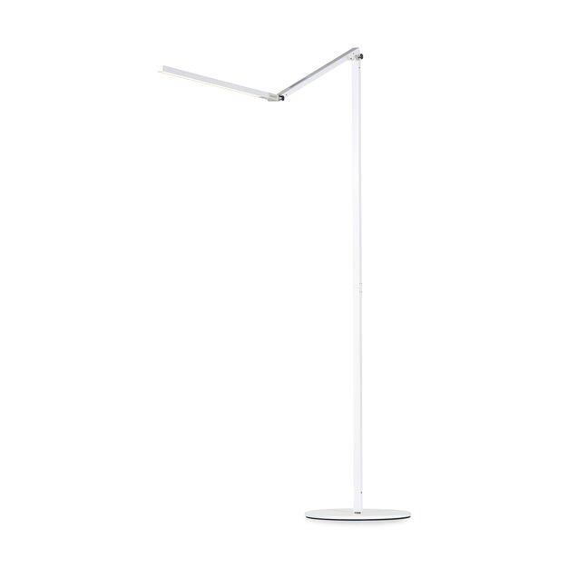 Z-Bar LED Floor Lamp Generation 3 in color