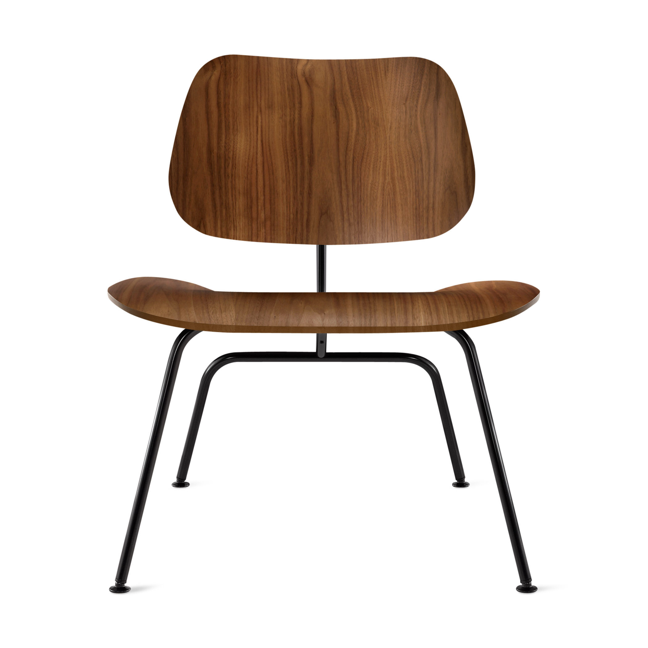 Beautiful Molded Plywood LCM Chair In Color