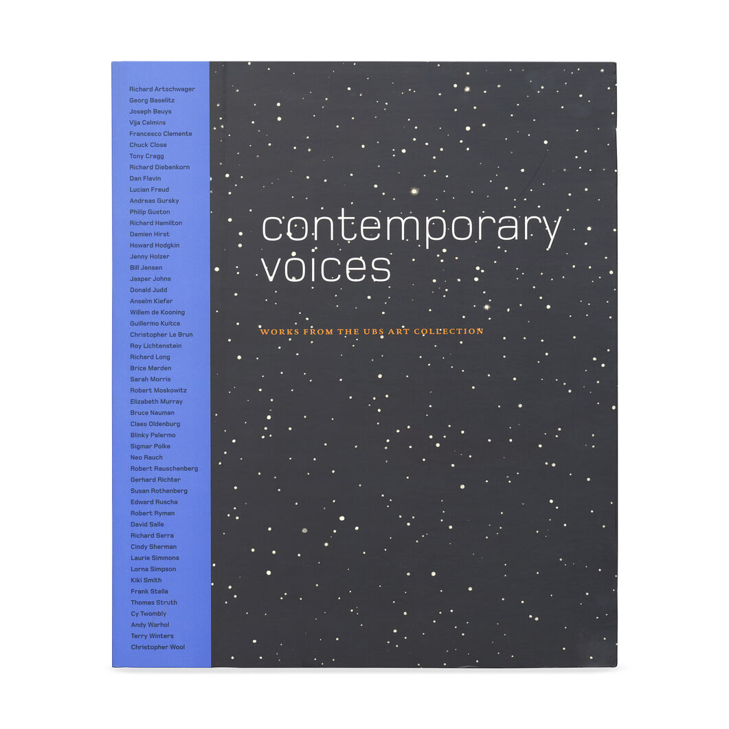 Contemporary Voices (HC) in color