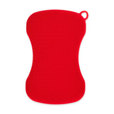 Swisch Sponge in color Red