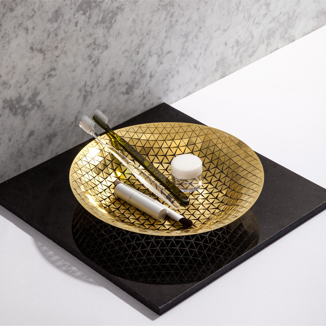 DIY Push Jewelry Bowl in color