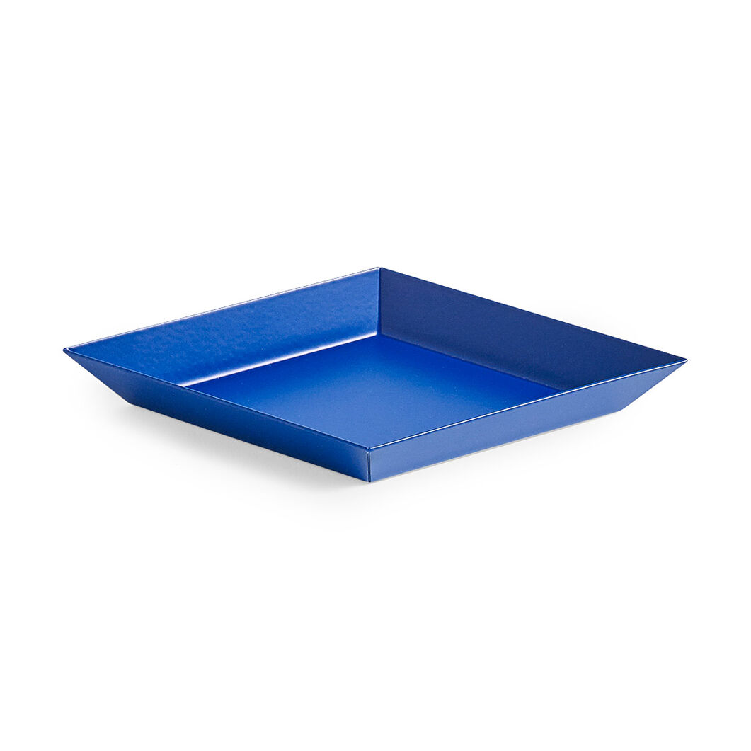 HAY Kaleido Tray X-Small in color Royal Blue