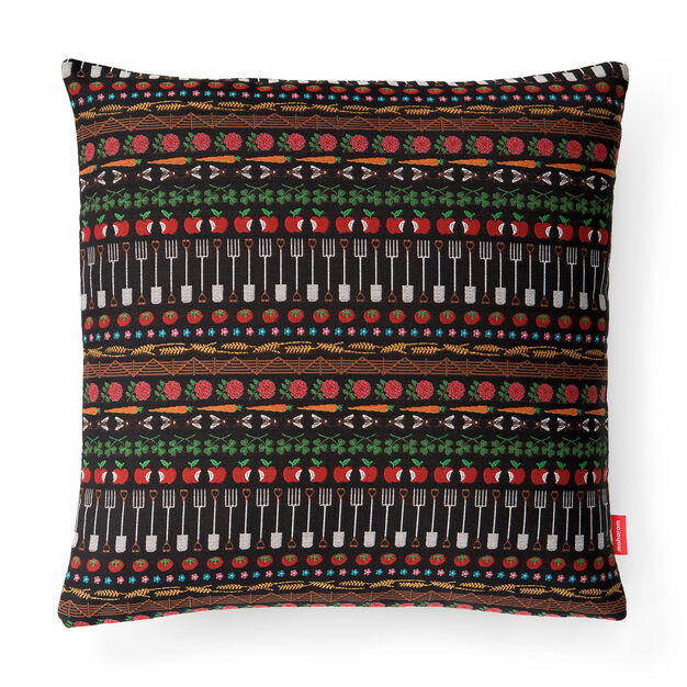 Bavaria Stripe Pillow in color