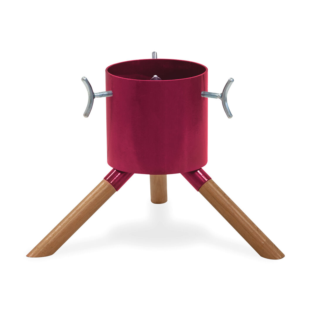 Cosmopolitan Christmas Tree Stand in color