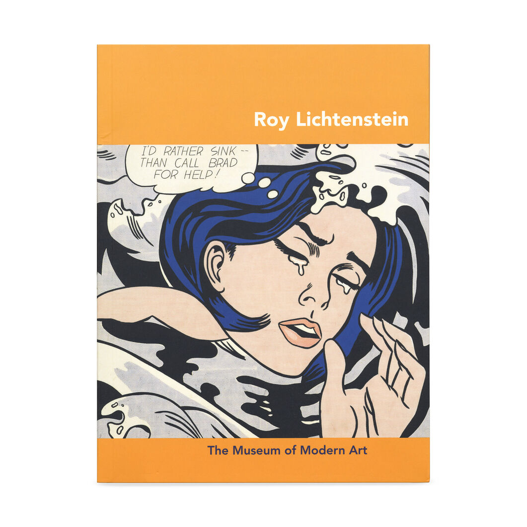Roy Lichtenstein (PB) in color