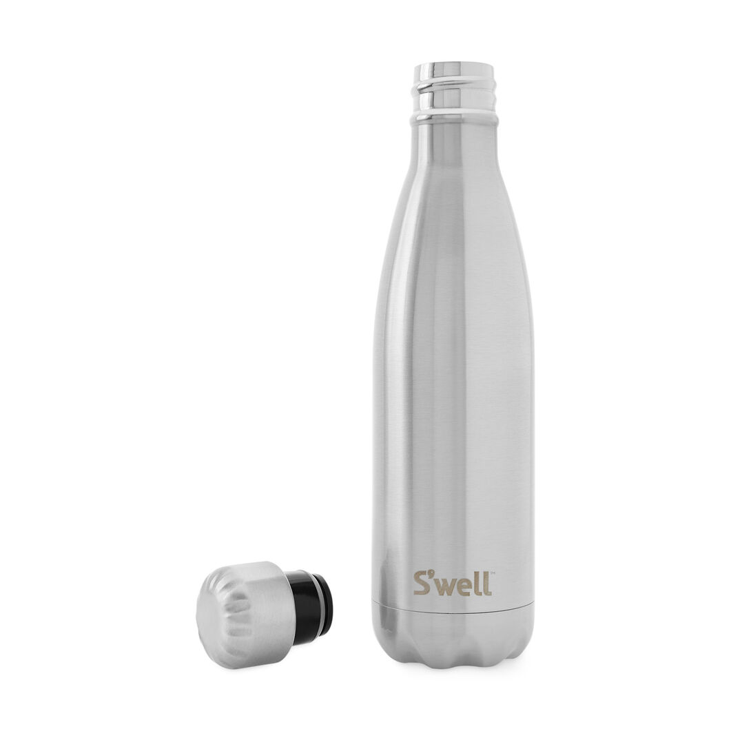 S'well Bottle Gold in color Silver