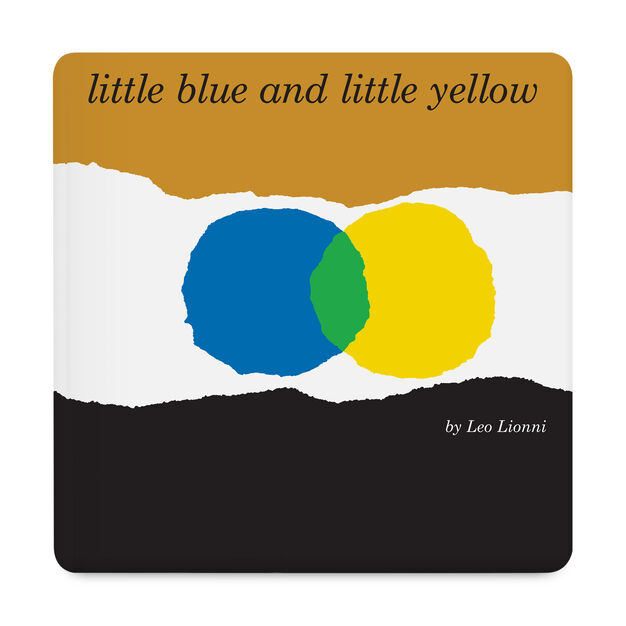 Little Blue and Little Yellow in color
