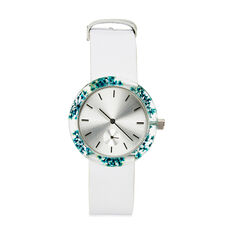 Blue Botanist Watch in color Blue