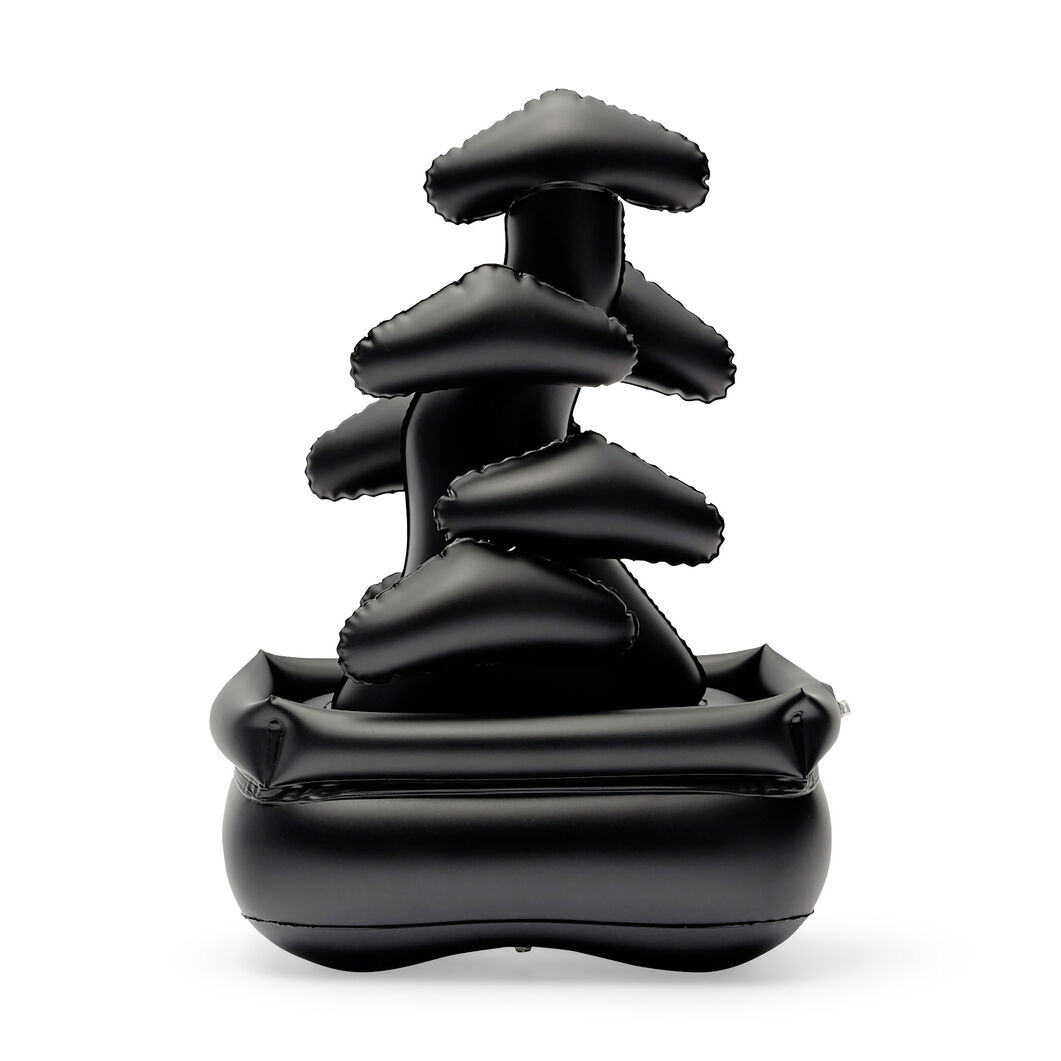 Inflatable Bonsai Tree in color Black