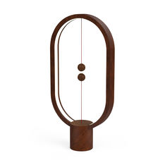 Heng Balance Lamp in color Walnut