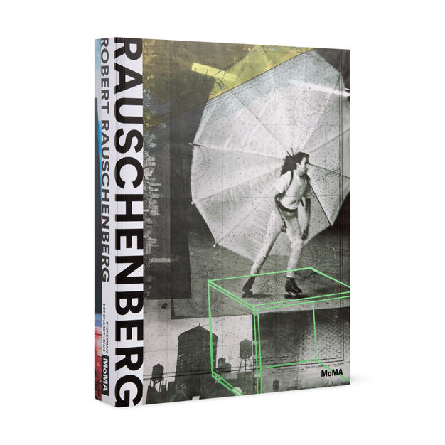 Robert Rauschenberg - Softcover in color