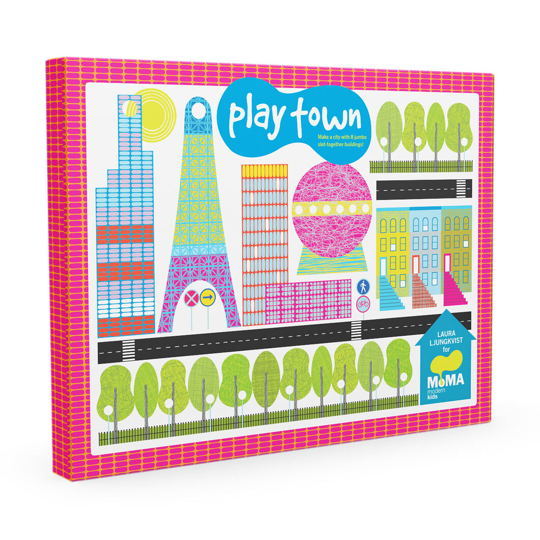moma play town moma design store. Black Bedroom Furniture Sets. Home Design Ideas