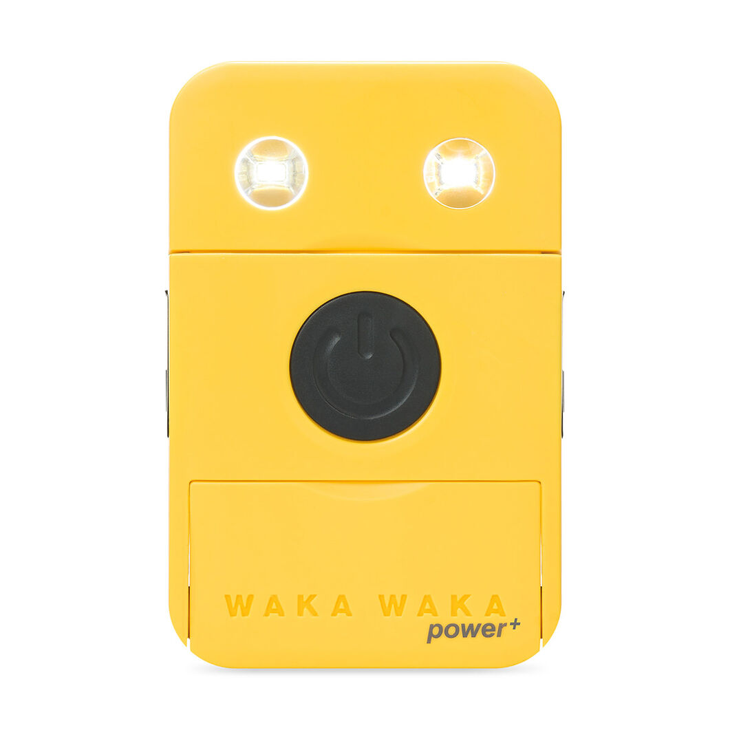 Wakawaka Solar Charger+ in color