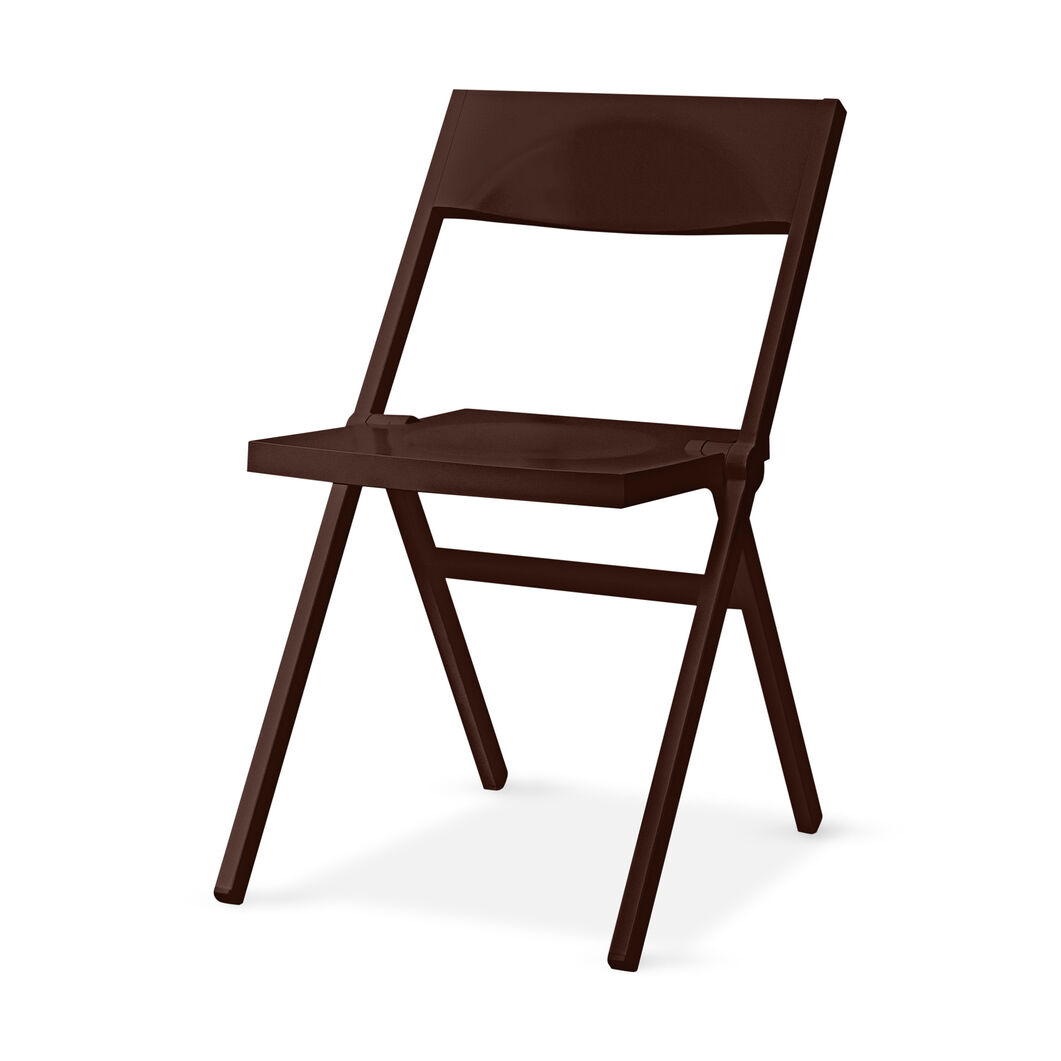 Piana Chair- Brown in color Brown