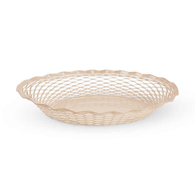 French Panier in color Ivory