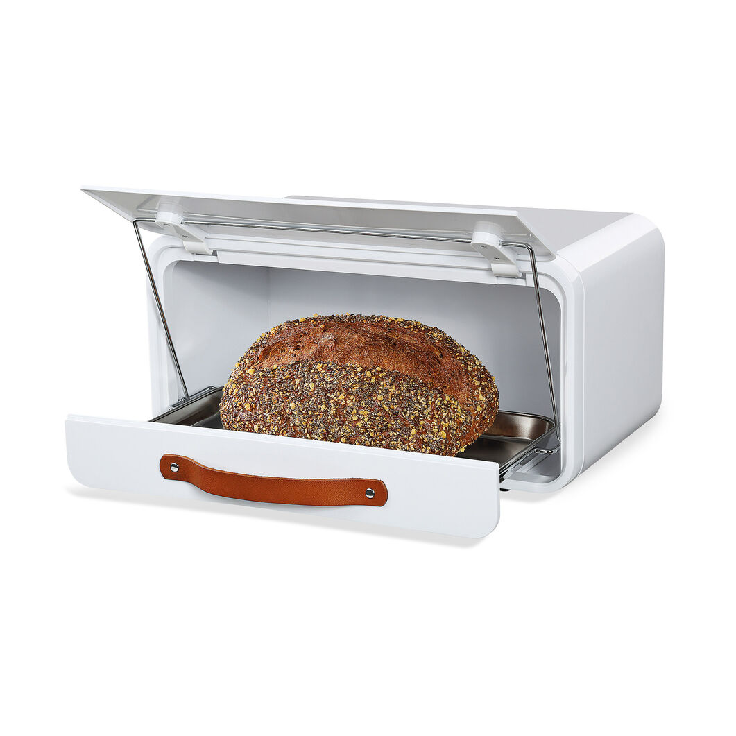 Cassetto Pull-Out Tray Breadbox in color