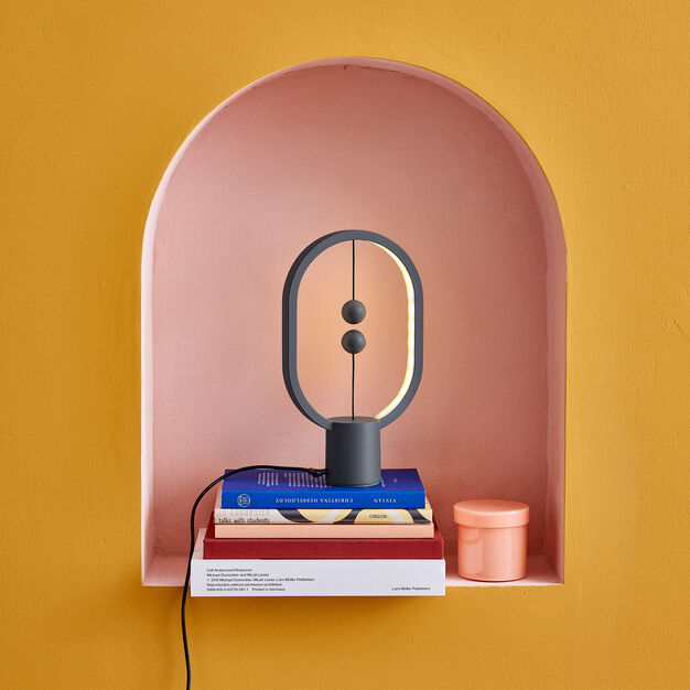 Heng Balance Lamp in color Grey