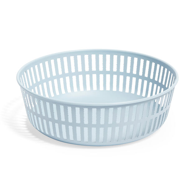 HAY Panier Steel Bread Basket - Round in color