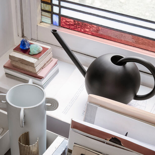 Orb Watering Can in color