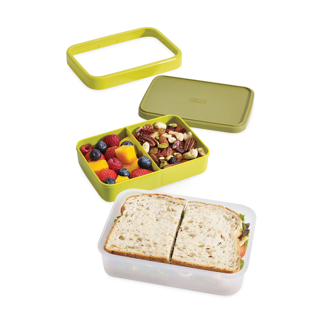 Joseph Joseph GoEat Space-Saving Lunch Box in color